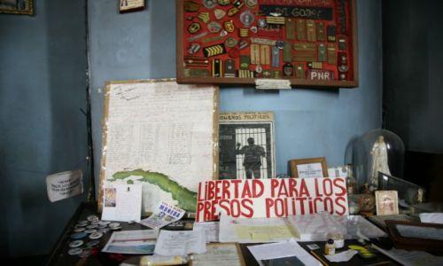 KUBA / Santiago de Cuba / El Cobre sanktuarium / Matka Boska z El Cobre