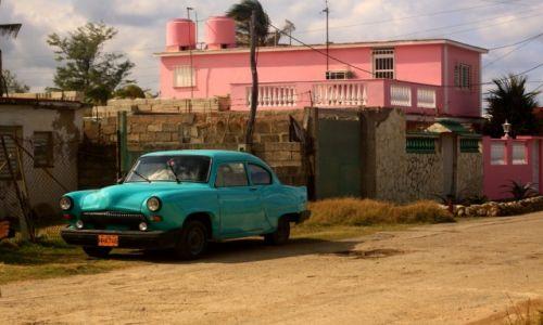 Zdjecie KUBA / okolice Hawany / Cojimar / Sen Barbi :)