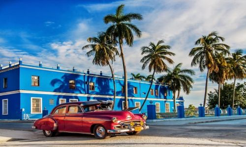 KUBA / Cienfuegos / Cienfuegos / Cienfuegos