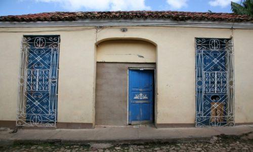 KUBA / Sancti Spiritus / Trynidad de Cuba / Barwy Trynidad