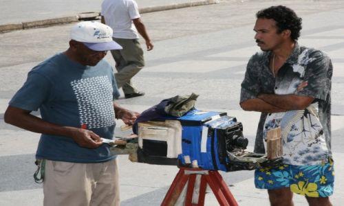Zdjecie KUBA / Hawana / Kapitol / Fotograficy z Hawany