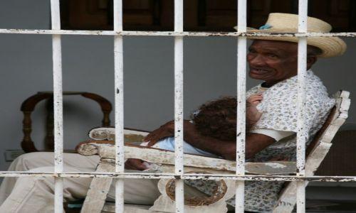 Zdjęcie KUBA / Sancti Spiritus / Trynidad de Cuba / Kołysanka