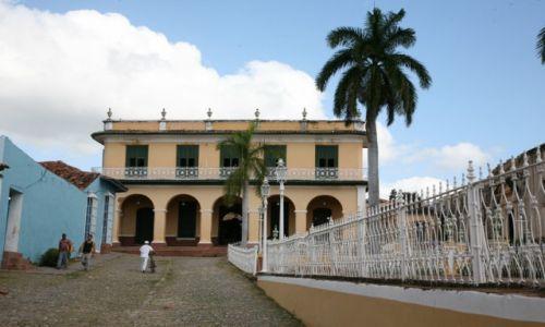 Zdjęcie KUBA / Sancti Spiritus / Trynidad de Cuba / Zatrzymane w kadrze