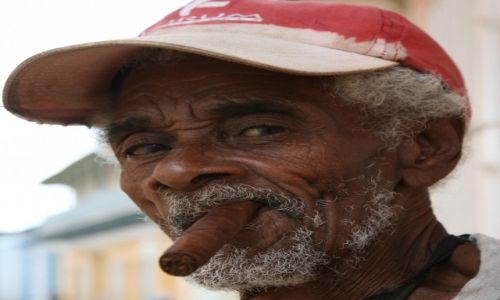 Zdjęcie KUBA / Sancti Spiritus  / Trynidad de Cuba / Konkurs  - Kubańczyk