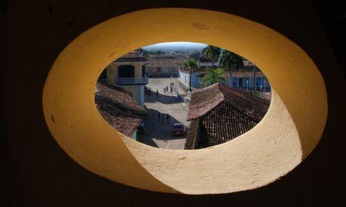 Zdjęcie KUBA / środkowa Kuba / Trinidad / Widok z wieży