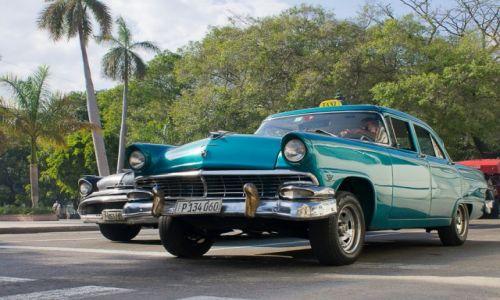 Zdjecie KUBA / Havana / Havana / Wyścig