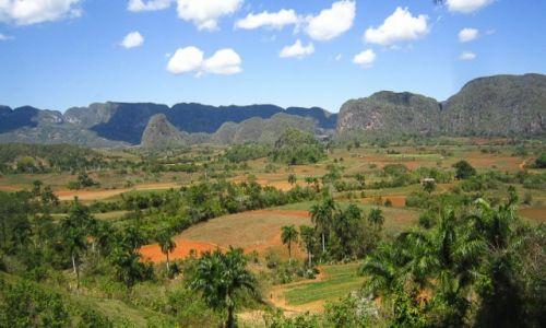 Zdjęcie KUBA / prowincja Pinal del Rio / Dolina Vinales / Dolina Vinales