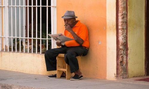 Zdjęcie KUBA / / / Trynidad / Czas niespiesznie zacząć dzień