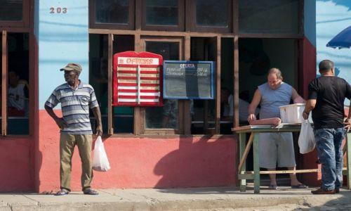 Zdjecie KUBA / / / Trynidad / Oferta w tym sklepie nie jest za bogata