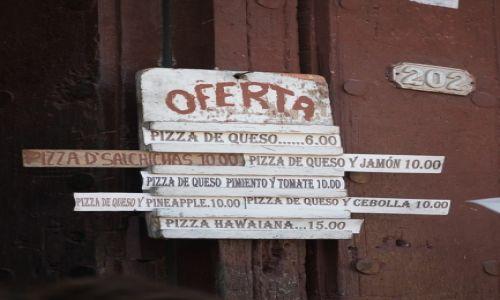 Zdjecie KUBA / / / Trynidad / Podstawa wyżywienia Kubańczyka i każdego szanującego się turysty