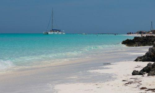Zdjęcie KUBA / Cayo Guillermo / Playa Pilar / Hemingwayowa playa