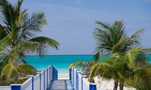 Zdjęcie KUBA / Cayo Guillermo / Playa Pilar / A na plaży pinacolada :-)