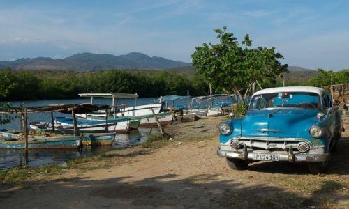 Zdjecie KUBA / / / La Boca / Port?