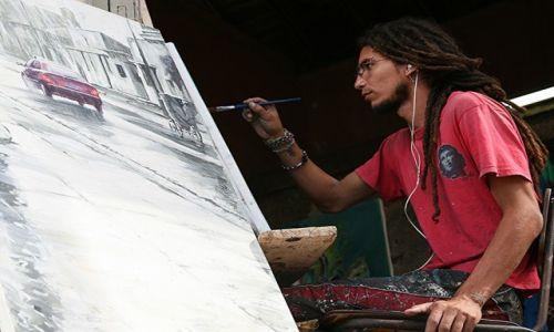 Zdjęcie KUBA / Sancti Spiritus / Trynidad de Cuba / Uchwycona chwila