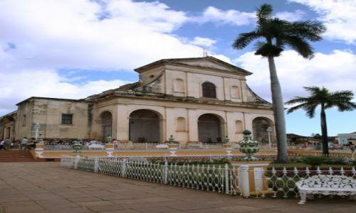 Zdjecie KUBA / Sancti Spiritus / Trynidad de Cuba / Iglesia de la Santisina Trinidad