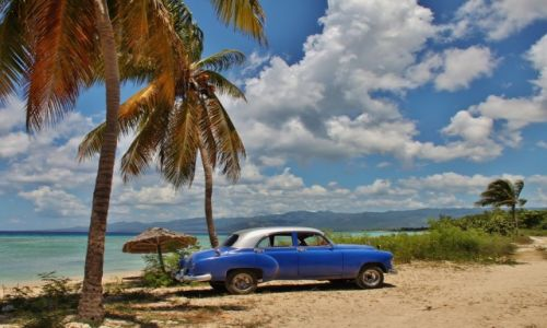 KUBA / - / okolice Trinidadu / Kubański raj