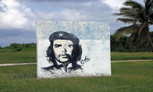 Zdjęcie KUBA / Santa Lucia / Tararaco / Żegnaj, Che-Kuba się zmienia!