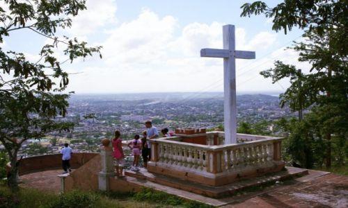 Zdjęcie KUBA / Camaguey / Holguin  / Wzgórze Krzyża, Loma de la Cruz