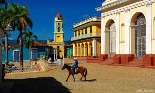 Zdjęcie KUBA / Trinidad / Trinidad / ........