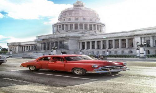 Zdjecie KUBA / Havana- Capitol / Havana / Havana
