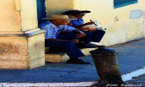 Zdjęcie KUBA / Trinidad / Trinidad / Odpoczynek