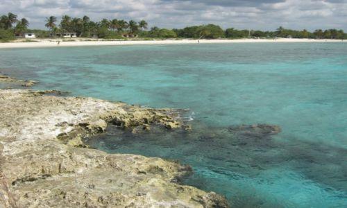 Zdjecie KUBA / Prowincja Matanzas / Playa Giron w Bahia de Cochinos / Rajska Playa Giron w Zatoce Swiń