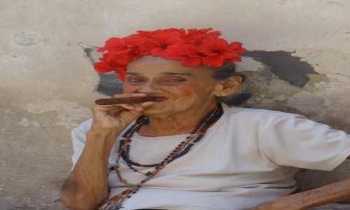 Zdjecie KUBA / Kuba / Havana / Co kraj to obyczaj.