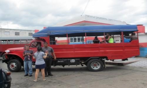 Zdjęcie KUBA / Havana  / Havana / Transport colectivo