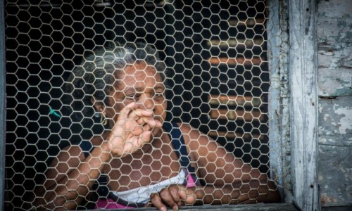 Zdjecie KUBA / guantanamo / guantanamo / areszt domowy