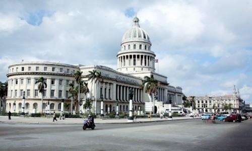 Zdjęcie KUBA / Hawana / El Capitolio / Podobny jest w Waszyngtonie :)