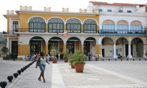 Zdjęcie KUBA / La Habana  / Hawana  / Codzienność