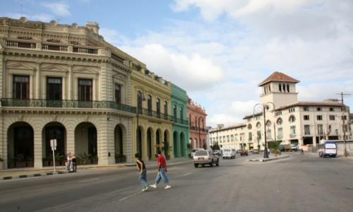 Zdjęcie KUBA / La Habana  / Hawana  / Architektura