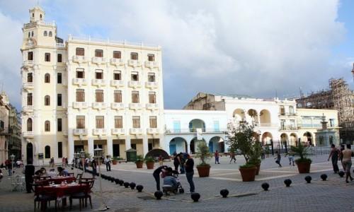 Zdjęcie KUBA / La Habana  / Hawana  / Obrazki z życia