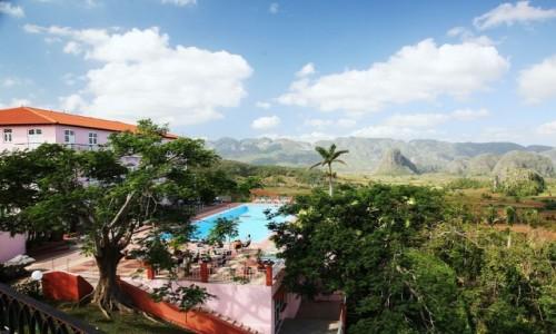 Zdjęcie KUBA / Pinar del Rio / Vinales / Oaza luksusu