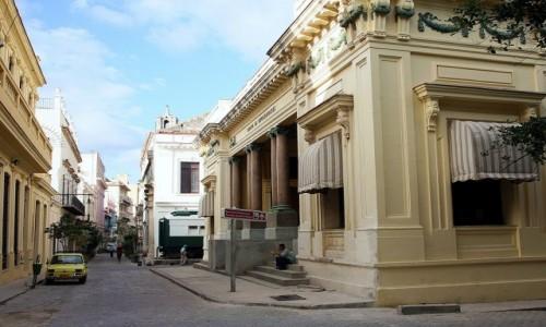 Zdjęcie KUBA / La Habana  / Hawana Vieja / Camara de Representantes, dawna  Izba Reprezentantów, dziś muzeum
