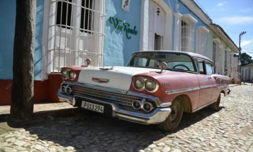 Zdjecie KUBA / xxx / Trinidad / Kubańskie klimaty