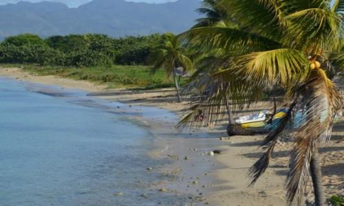 Zdjęcie KUBA / Morze Karaibskie / Trinidad / Karaibska plaża