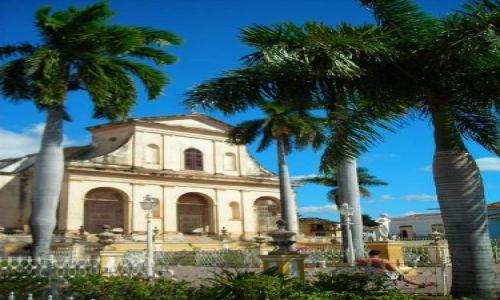 Zdjęcie KUBA / Trinidad / Trinidad / Ryneczek