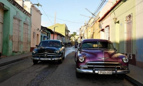 Zdjecie KUBA / Kuba / Kuba / Cadillac