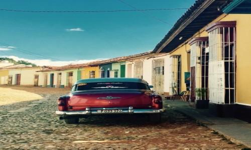 Zdjecie KUBA / Trinidad / Trinidad / Kuba