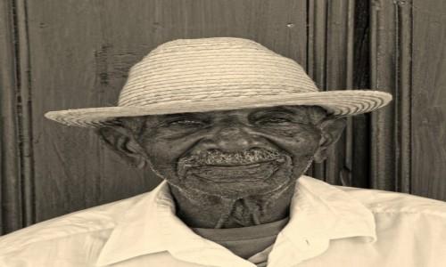 KUBA / Trinidad / Trinidad / Portret