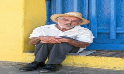 Zdjecie KUBA / Trinidad / Trinidad / Portret