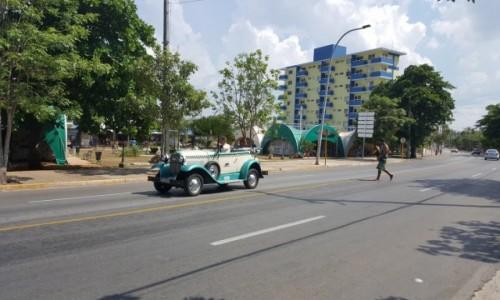 Zdjecie KUBA / Hawana  / Varadero / Samochody na Kubie
