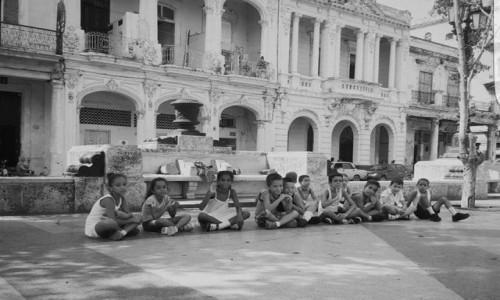 Zdjecie KUBA / -Paseo del Prado / Havana / Havańska Ulica
