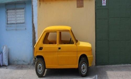 Zdjecie KUBA / Ciego de Avila / Ciego de Avila / Polski Fiat 126p