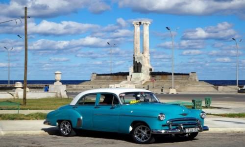 Zdjęcie KUBA / płn. Kuba / Hawana / Widoczek z Hawany