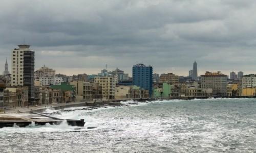 Zdjęcie KUBA / Hawana / Hawana / Panorama Hawany