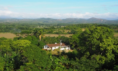 Zdjecie KUBA / południowa Kuba / Valle de los Ingenios / Dolina cukrowa