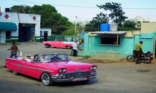 Zdjecie KUBA / płn. Kuba / Hawana / Obrazek z Hawany