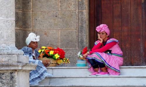 Zdjecie KUBA / płn. Kuba / Havana Vieja / Nuda